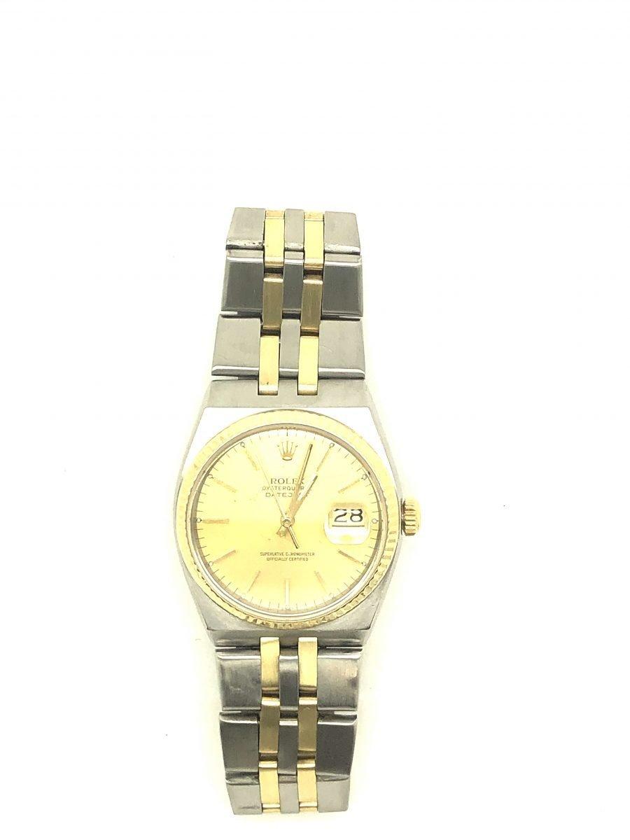 Orologio Rolex Vintage Datejust Oysterquarz