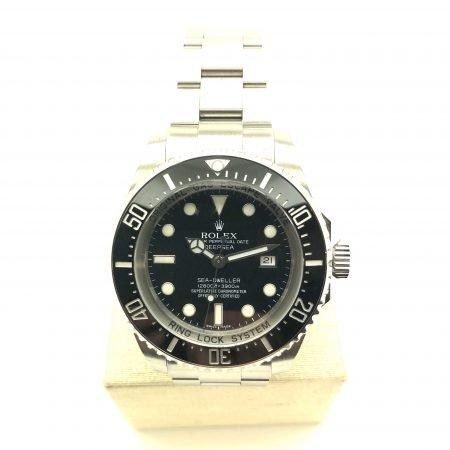 Orologio Rolex Sea-Dweller Deepsea in acciaio