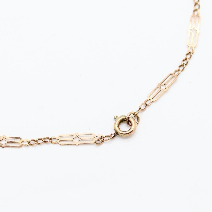 Collana Borbonica del 1800 in Oro