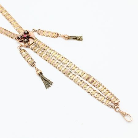 Collana Saliscendi Borbonica del 1800